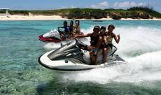 「マリンジェット」の免許を取得して、この夏は海に川に!JETで楽しもう♪5月~6月末迄に完了。